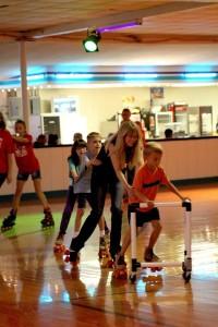 Skate Train 1